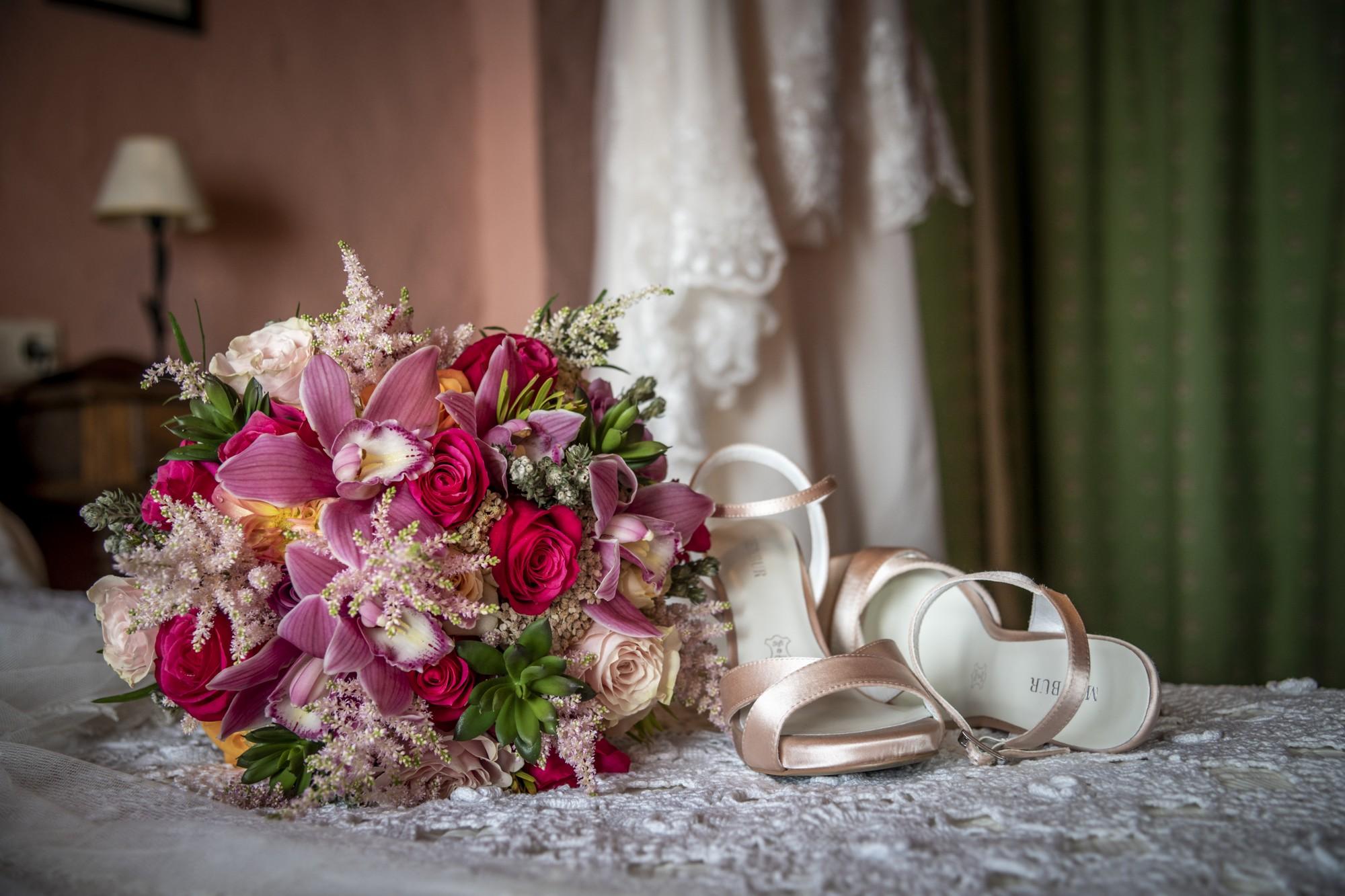 Toni Bazan Fotografía. Consejos para elegir tu ramo de novia