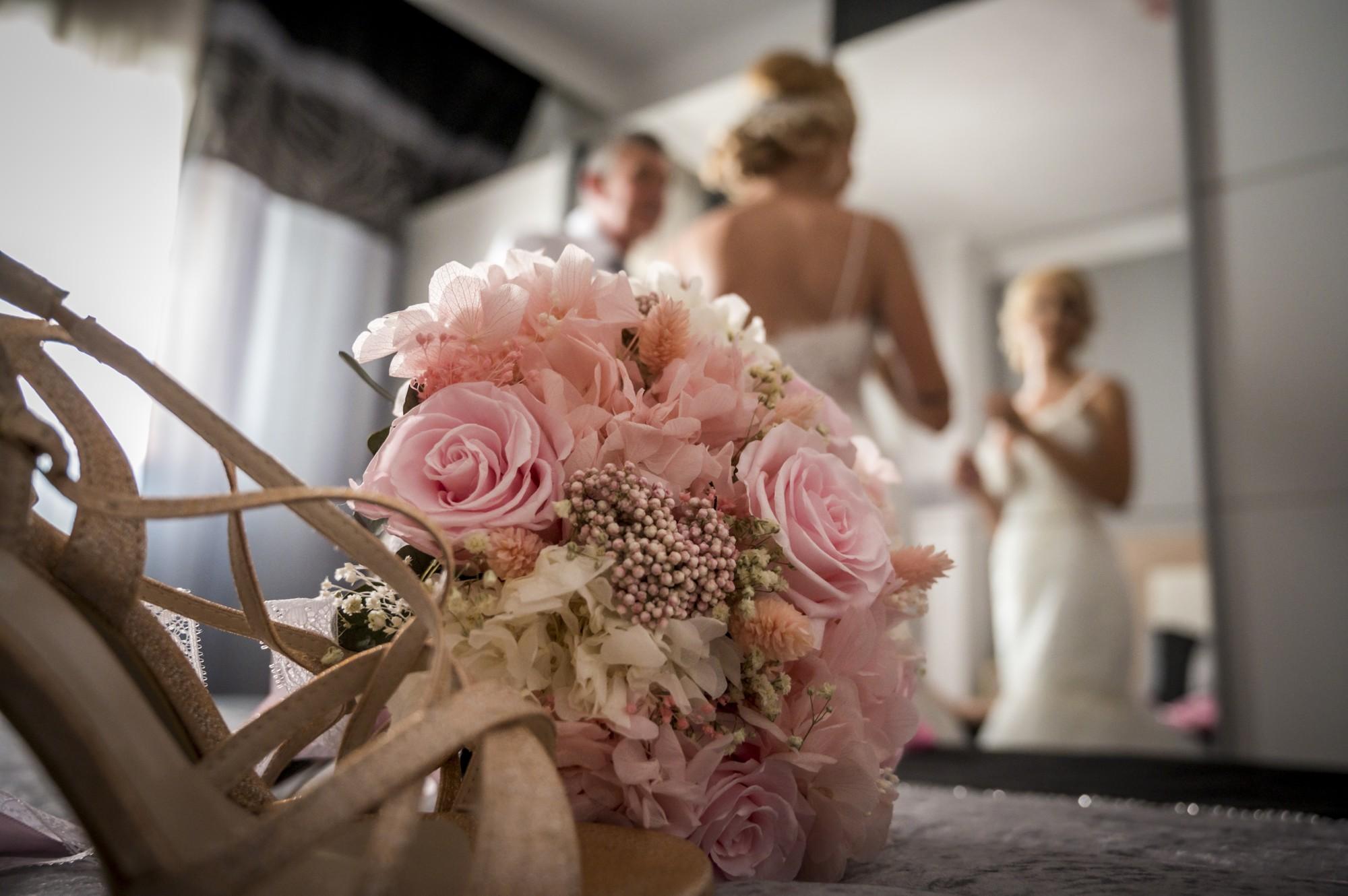 Toni Bazán Fotografía. Consejos para elegir tu ramo de novia