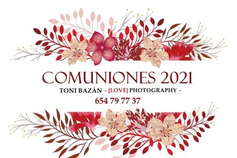 DOSSIER TARIFAS 2021 PRIMERA COMUNION
